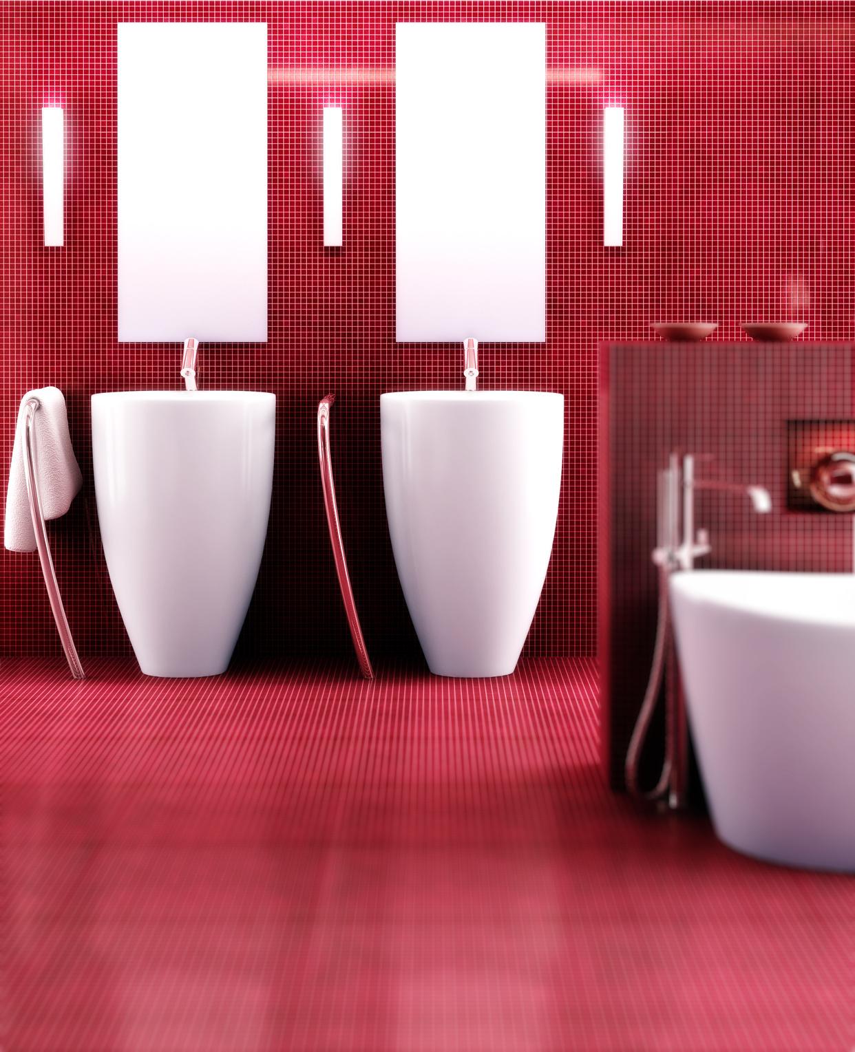 Tipps für die Badezimmerbeleuchtung - Grundlicht und Akzente ...